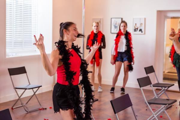 Burlesque Workshop in Zwolle